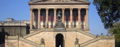 Alte Nationalgalerie wieder geöffnet