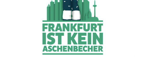 """""""Frankfurt ist kein Aschenbecher"""": Umweltdezernentin Rosemarie Heilig startet vierwöchige Projektstudie"""