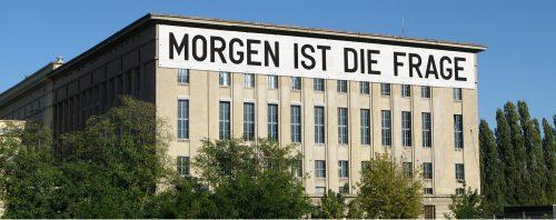 Studio Berlin im Berghain